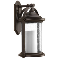 41 Elizabeth 43534-ABCS Holly LED 22 inch Antique Bronze Outdoor Wall Lantern Design Series