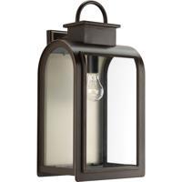 41 Elizabeth 42005-ORCA Aimee 1 Light 21 inch Oil Rubbed Bronze Outdoor Wall Lantern
