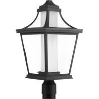 41 Elizabeth 42078-BCBL Reeve LED 21 inch Black Outdoor Post Lantern