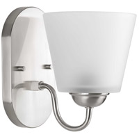 41ELIZABETH 41965-BNE Jay 1 Light 6 inch Brushed Nickel Bath Vanity Wall Light
