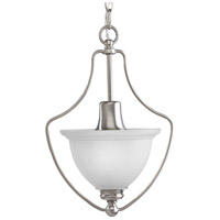 41ELIZABETH Brushed Nickel Foyer Pendants
