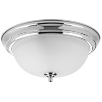 41ELIZABETH 41495-PCE Laurinda 2 Light 13 inch Polished Chrome Flush Mount Ceiling Light