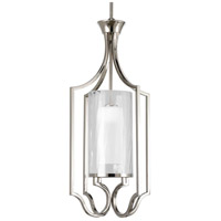 41ELIZABETH 41469-PNEO Gail 1 Light 14 inch Polished Nickel Foyer Pendant Ceiling Light Small
