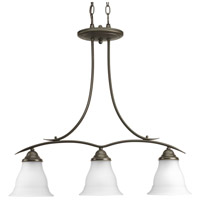 41ELIZABETH 41240-ABE Nerissa 3 Light 7 inch Antique Bronze Chandelier Ceiling Light