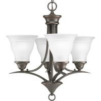 41ELIZABETH 41242-ABE Nerissa 4 Light 19 inch Antique Bronze Chandelier Ceiling Light