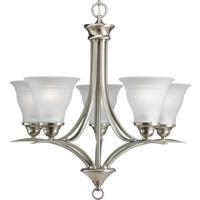 41ELIZABETH 41243-BNE Nerissa 5 Light 23 inch Brushed Nickel Chandelier Ceiling Light