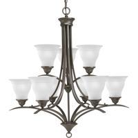 41ELIZABETH 41246-ABE Nerissa 9 Light 30 inch Antique Bronze Chandelier Ceiling Light