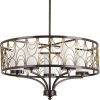 41ELIZABETH 41530-ABEW Adalbert 5 Light 24 inch Antique Bronze Chandelier Ceiling Light