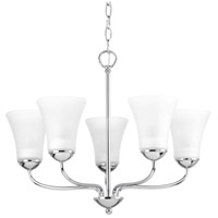 Polished Chrome Cady Chandeliers