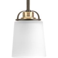 41ELIZABETH 43475-ABEW Leopolda 1 Light 5 inch Antique Bronze Mini-Pendant Ceiling Light, Design Series