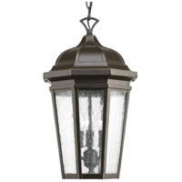 41ELIZABETH 43503-ABCS Gilford 3 Light 10 inch Antique Bronze Outdoor Hanging Lantern, Design Series
