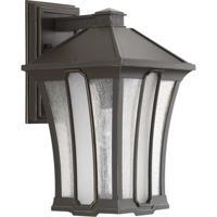 41ELIZABETH 43500-ABCS Regis 1 Light 17 inch Antique Bronze Outdoor Wall Lantern, Large, Design Series