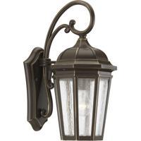 41ELIZABETH 43501-ABCS Gilford 1 Light 18 inch Antique Bronze Outdoor Wall Lantern, Medium, Design Series