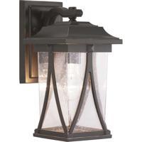 41 Elizabeth 46348-ABCS Luce 1 Light 12 inch Antique Bronze Outdoor Wall Lantern
