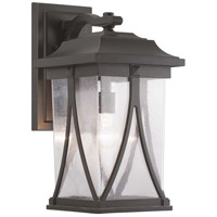 41 Elizabeth 46352-ABCS Luce 1 Light 20 inch Antique Bronze Outdoor Wall Lantern