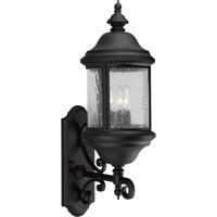 41ELIZABETH 41863-TBWS Renee 3 Light 26 inch Textured Black Outdoor Wall Lantern