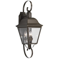 41ELIZABETH Aluminum Tiera Outdoor Wall Lights