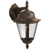 41ELIZABETH 41921-ABCS Marcellus 1 Light 16 inch Antique Bronze Outdoor Wall Lantern, Medium