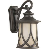 41ELIZABETH 41869-ACGU Klemens 1 Light 20 inch Aged Copper Outdoor Wall Lantern, Large