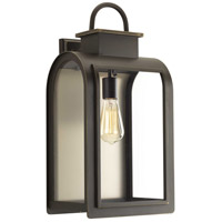 41ELIZABETH 42005-ORCA Aimee 1 Light 21 inch Oil Rubbed Bronze Outdoor Wall Lantern, Large