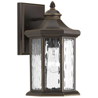 41ELIZABETH 42009-ABW Shipley 1 Light 13 inch Antique Bronze Outdoor Wall Lantern, Medium