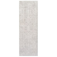 41ELIZABETH 48022-LG Ainsley 180 X 144 inch Light Gray/White Rugs thumb