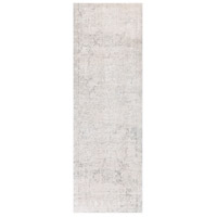 41ELIZABETH 48031-LG Ainsley 168 X 120 inch Light Gray/White Rugs thumb
