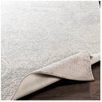 41ELIZABETH 48031-LG Ainsley 168 X 120 inch Light Gray/White Rugs ais2307-fold.jpg thumb