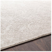 41ELIZABETH 48031-LG Ainsley 168 X 120 inch Light Gray/White Rugs ais2307-texture.jpg thumb
