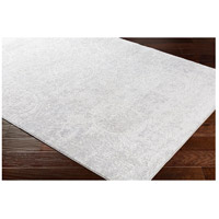 41ELIZABETH 48031-LG Ainsley 168 X 120 inch Light Gray/White Rugs ais2307_corner.jpg thumb