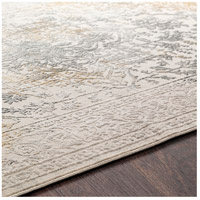 41ELIZABETH 48045-CG Ainsley 91 X 31 inch Charcoal/Medium Gray/Mustard/Light Gray Rugs, Runner ais2308-texture.jpg thumb