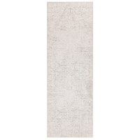 41ELIZABETH 48051-MG Ainsley 168 X 120 inch Medium Gray/White Rugs thumb