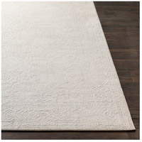 41ELIZABETH 48051-MG Ainsley 168 X 120 inch Medium Gray/White Rugs ais2309-front.jpg thumb