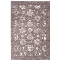 41ELIZABETH 48224-MG Acton 36 X 24 inch Medium Gray/Cream/Taupe/White Rugs, Polyester thumb