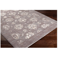41ELIZABETH 48224-MG Acton 36 X 24 inch Medium Gray/Cream/Taupe/White Rugs, Polyester apy1011_corner.jpg thumb