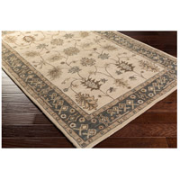 41ELIZABETH 48629-KB Arlo 72 X 48 inch Khaki/Teal/Tan/Dark Brown/Sea Foam Rugs, Rectangle awhr2050_corner.jpg thumb