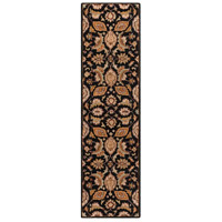 41ELIZABETH 48779-BG Arlo 72 X 48 inch Black/Camel/Khaki/Medium Gray/Olive/Burgundy Rugs, Rectangle thumb