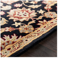 41ELIZABETH 48779-BG Arlo 72 X 48 inch Black/Camel/Khaki/Medium Gray/Olive/Burgundy Rugs, Rectangle awmd2078-texture.jpg thumb