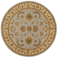 41ELIZABETH 44585-SF Arlo 42 X 42 inch Sea Foam Indoor Area Rug, Round thumb