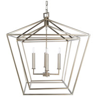 41ELIZABETH 47538-01 Kimberley 4 Light 24 inch Pendant Ceiling Light