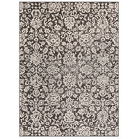 41ELIZABETH 48893-MG Aqualina 35 X 24 inch Medium Gray/Charcoal/Beige/Taupe Rugs, Rectangle thumb