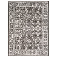 41ELIZABETH 48908-C Aqualina 35 X 24 inch Charcoal/Taupe/Beige Rugs, Rectangle thumb