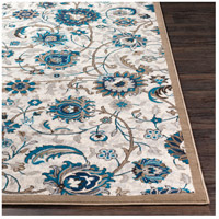 41ELIZABETH 50969-CB Amanda 35 X 24 inch Camel/Sky Blue/Dark Brown/Navy/Medium Gray/Ivory Rugs, Rectangle cmt2319-front.jpg thumb