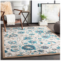 41ELIZABETH 50969-CB Amanda 35 X 24 inch Camel/Sky Blue/Dark Brown/Navy/Medium Gray/Ivory Rugs, Rectangle cmt2319-roomscene_201.jpg thumb