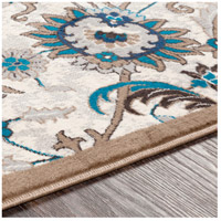 41ELIZABETH 50969-CB Amanda 35 X 24 inch Camel/Sky Blue/Dark Brown/Navy/Medium Gray/Ivory Rugs, Rectangle cmt2319-texture.jpg thumb