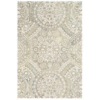 41ELIZABETH 51470-T Arcadicus 36 X 24 inch Taupe/Cream/Moss/Sage Rugs, Rectangle thumb