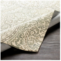 41ELIZABETH 51470-T Arcadicus 36 X 24 inch Taupe/Cream/Moss/Sage Rugs, Rectangle csi1005-fold.jpg thumb