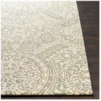41ELIZABETH 51471-T Arcadicus 90 X 60 inch Taupe/Cream/Moss/Sage Rugs, Rectangle csi1005-front.jpg thumb