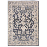 41ELIZABETH 51587-DG Aquamarine 87 X 63 inch Denim/Light Gray/Wheat/Charcoal/Black/Cream Rugs thumb