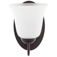 41ELIZABETH 47654-DB Winslow 1 Light 6 inch Dark Brown Wall Sconce Wall Light